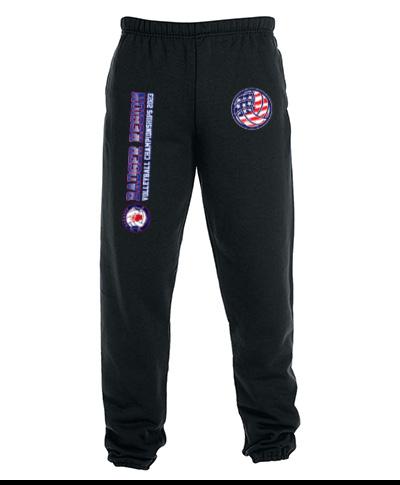 Fleece Pocketed Sweatpants
