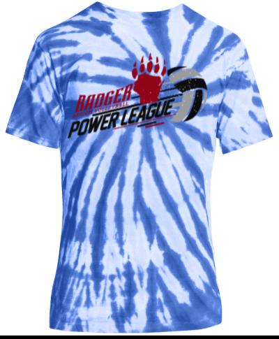 Tie-Dye T's
