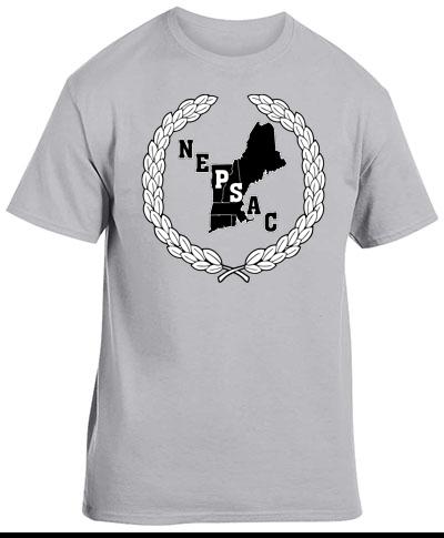 Cotton Short Sleeve T-Shirt Gray
