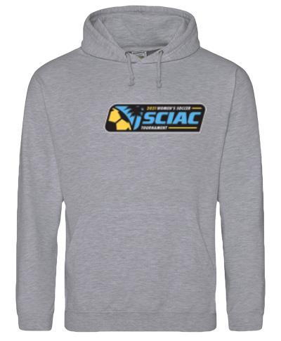 Hooded Sweatshirt 50/50 Heavy Blend Gray