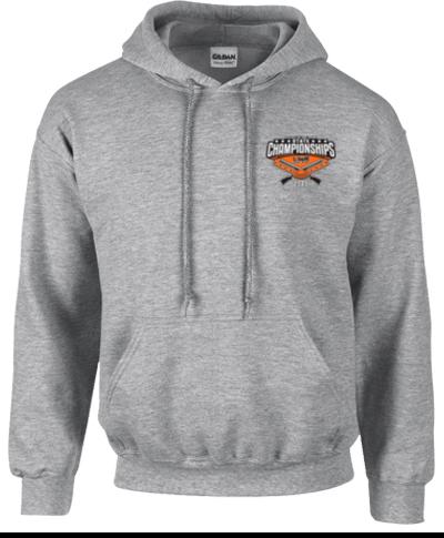 Cotton Hoody / Sport Gray