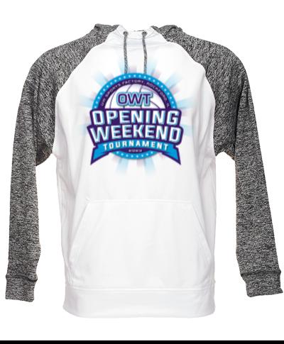 J America Cosmic Hooded Sweatshirt