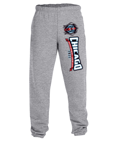 Fleece Pocketed Sweatpants