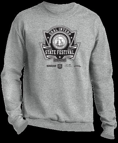 Crew Sweatshirt / Sport Gray