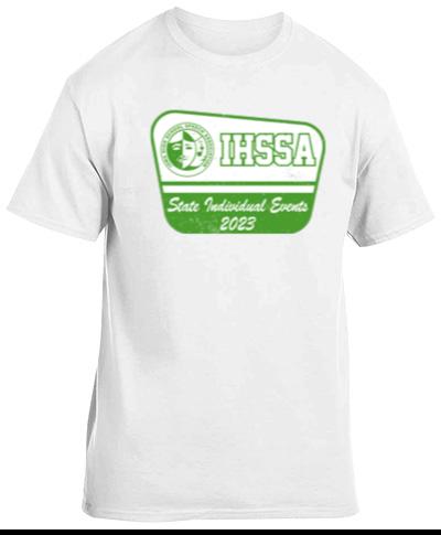 Cotton Short Sleeve T-Shirt / White