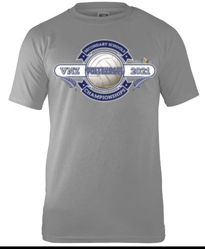 Performance T-shirt Grey