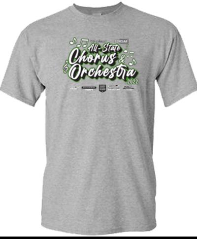 Cotton Short Sleeve T-Shirt / Sport Gray