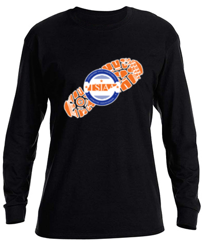 Solid Cotton Long Sleeve T-Shirt