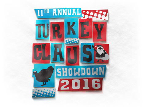 2016 11th Annual Turkey Claus Showdown