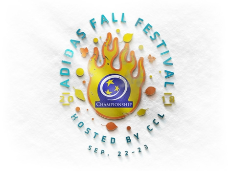 2018 CCL II Adidas Fall Cup and Festival