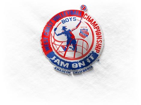 2018 AAU Boys West Coast Volleyball Championships
