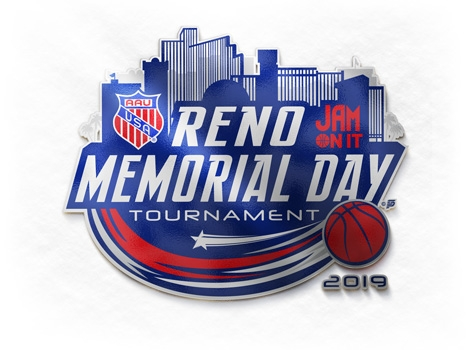 2019 Reno AAU Memorial Day Tournament
