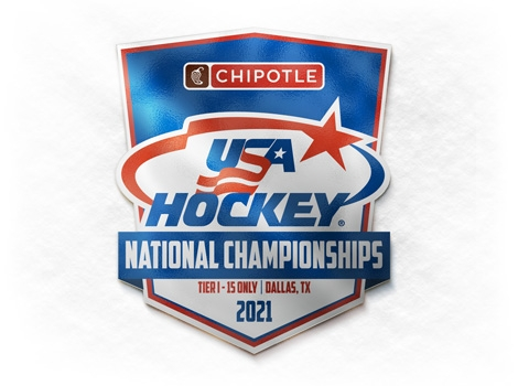 2021 USA Hockey Tier I 15 Only National Championships