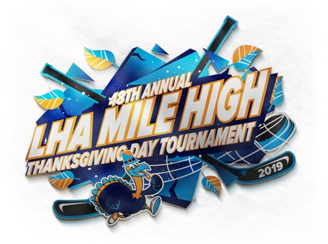 2019 48th Annual LHA Mile High Thanksgiving Day Tournament