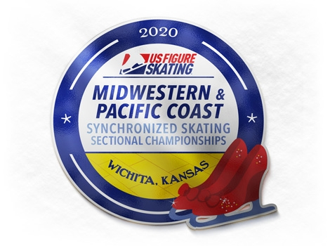 2020 Midwestern and Pacific Coast Synchronized Skating Sectional Championships