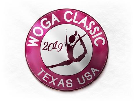 2019 WOGA Classic Women's Gymnastics