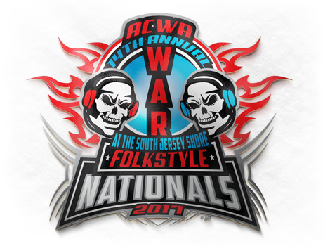 2017 14th Annual ACWA War at the South Jersey Shore National Folkstyle Wrestling Championships