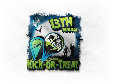 2018 13th Annual Kick or Treat