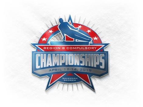 2019 Region 8 Men's Compulsory Championships
