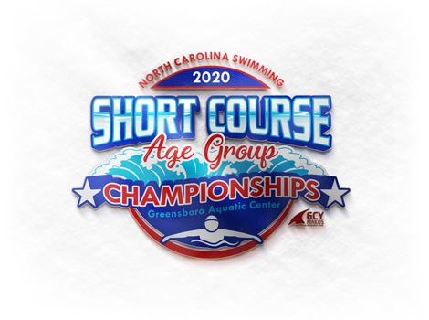 2020 NC Swimming Short Course Age Group Championships