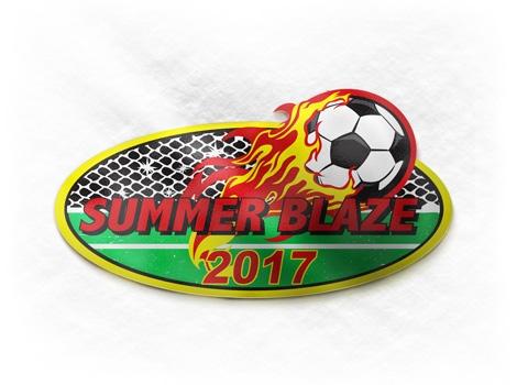 2017 Kent City FC Summer Blaze