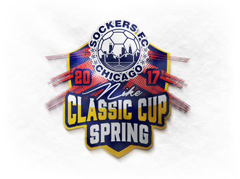 2017 Chicago Sockers Nike Classic Spring Cup