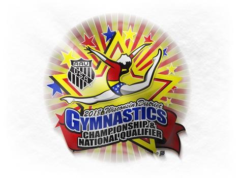 2018 Wisconsin AAU Gymnastics State Championships Dare to Dream