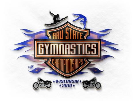 2019 AAU State Gymnastics Championships
