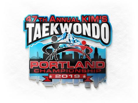 15abaf51 2019 47th Kim's Taekwondo Portland Championship