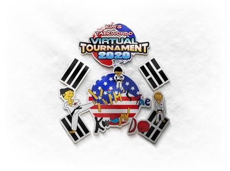 2020 Kim's TKD Friendship Virtual Tournament