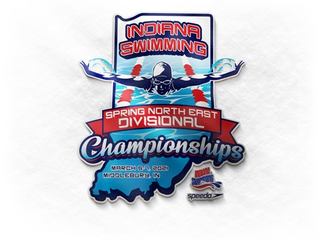 2021 Indiana Swimming Spring Northeast Divisional Championships