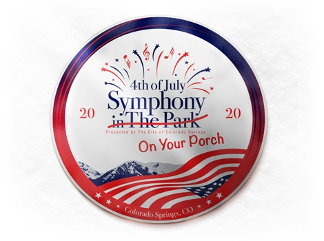 2020 4th of July Symphony On Your Porch