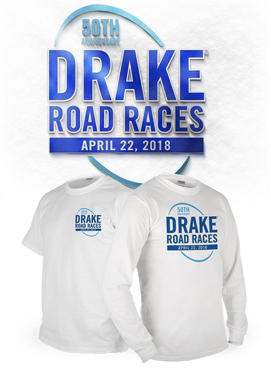 2018 Drake Relays Road Races
