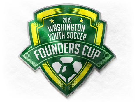 Official Event Apparel Store for WA Youth Soccer Founders Cup 2015