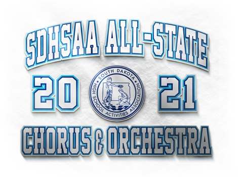 SDHSAA All State Chorus & Orchestra