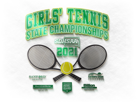 2021 SDHSAA Girls' Tennis State Championships