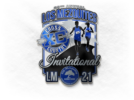 2021 29th Annual Los Mezquites Cross Country Invitational