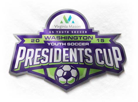 Official Event Apparel Store for WA Youth Soccer Presidents Cup 2015