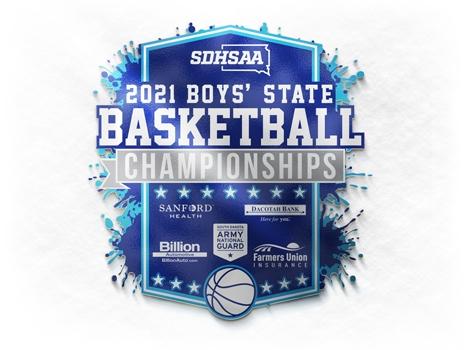 2021 SDHSAA Boys State Basketball Championships