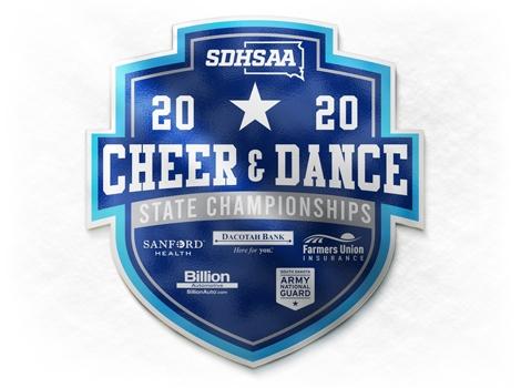 2020 SDHSAA Cheer & Dance State Championships