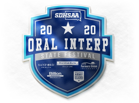 2020 SDHSAA Oral Interp State Festival