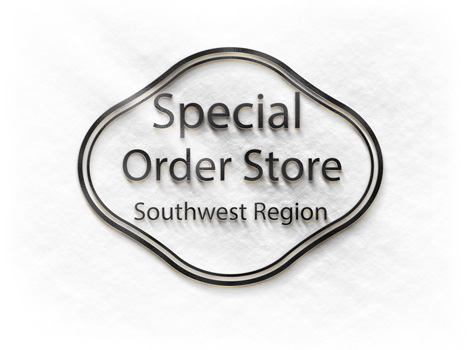 Special Order Store (Southwest Region)