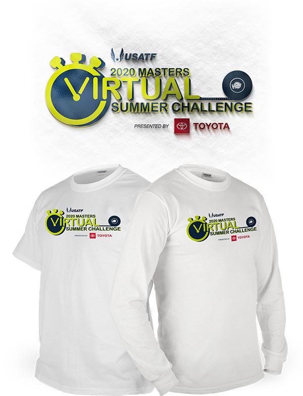 2020 USATF Masters Virtual Summer Challenge