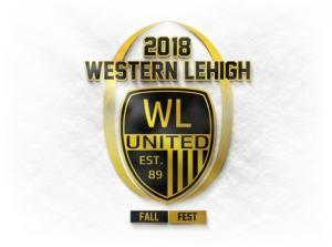 2018 Western Lehigh United SC Fall Fest
