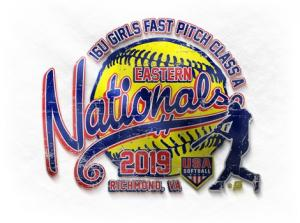 2019 USA Softball 16U Girls Fast Pitch Class A Eastern Nationals