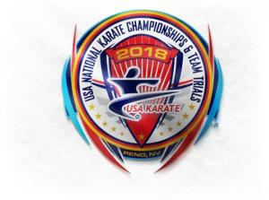 2018 USA National Karate Championships and Team Trials