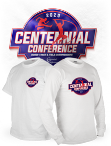 2020 Centennial Conference Indoor Track and Field Championship