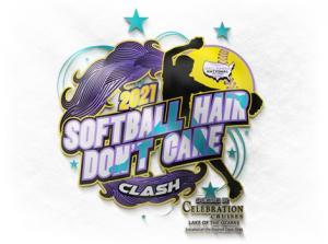 2021 Softball Hair Don
