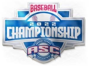 2022 ASC Baseball Championship