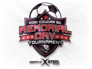 2021 Annual Cougar SC Memorial Day Invitational